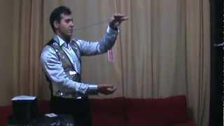 getlinkyoutube.com-Truque revelado: Levitação carta de baralho