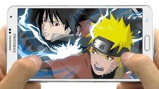 getlinkyoutube.com-Naruto Mejores Juegos para Celulares Android que Debes Descargar