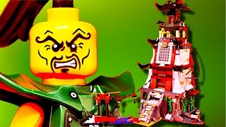 getlinkyoutube.com-LEGO Ninjago 70594 The Lighthouse Siege