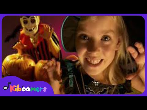 Halloween Song | Halloween Songs For Children