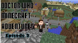 getlinkyoutube.com-Doctor Who Minecraft Adventures Ep.2: The Withered King
