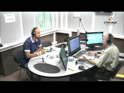 Максим Ханжин в программе Экипаж выпуск 367 на радио Столица 99.6FM