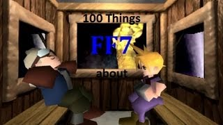 getlinkyoutube.com-100 Things you didn't know about FF7
