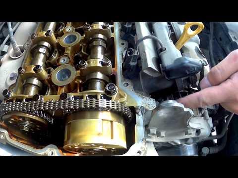 Hyundai solaris Замена прокладки Клапанной крышки и шахтных колец