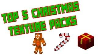 getlinkyoutube.com-Top 5 Christmas Texture Packs for Minecraft 1.8
