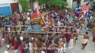 இணுவில் கந்தசுவாமி கோவில் கந்தசட்டி நோன்பு சூரன்போர் 02.11.2019