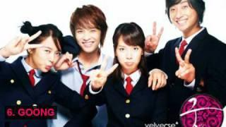 getlinkyoutube.com-My Top 10 Romantic Korean Dramas