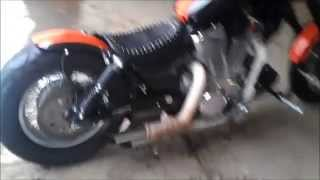 getlinkyoutube.com-Suzuki Intruder 1400 Custom