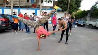 getlinkyoutube.com-مهارات مجنونة لبطل موسوعة جينيس نسر الكونغ فو crazy skills Jaber