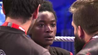 FIGHT4GLORY IV 03.10.2015 (Aline Seiberth vs Sara Safalani)