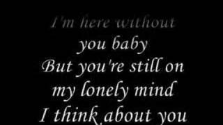 getlinkyoutube.com-3 Doors Down - Here Without You (Lyrics)