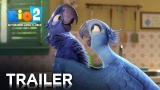 getlinkyoutube.com-Rio 2 | Official Trailer 2 | 20th Century FOX