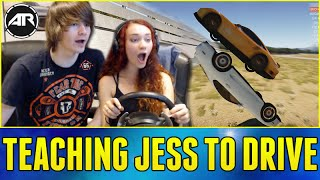 getlinkyoutube.com-Forza Horizon 2 Online : TEACHING MY GIRLFRIEND TO DRIVE!!! #WhoIsJess