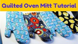 getlinkyoutube.com-How to Make an Oven Mitt- FREE pattern & Tutorial