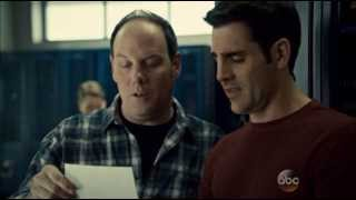 getlinkyoutube.com-Rookie Blue - 4x10 - Oliver invites the boys to his cabin