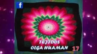getlinkyoutube.com-muestras tejidos a crochet para camas