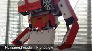 getlinkyoutube.com-Jepang Wujudkan Transformer Dunia Nyata.flv