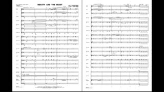 Beauty and the Beast (Medley) arranged by Calvin Custer