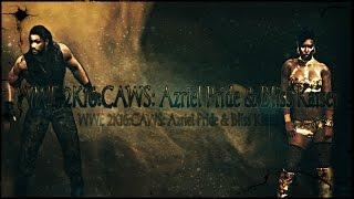 getlinkyoutube.com-WWE 2K16::CAWS::Azriel Pride & Bliss Kaiser [PS4] 6/90