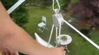 getlinkyoutube.com-Home Made Kayak Hoist