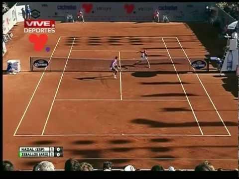 Final VTR Open 2013 Vina del Mar - Zeballos b Nadal