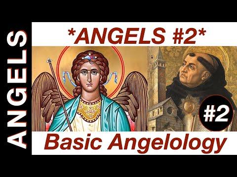 *Angels* pt.2: Basic Angelology
