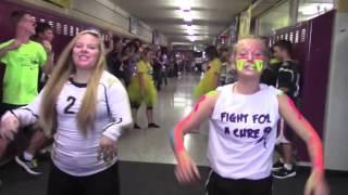 getlinkyoutube.com-Fulton High School Lip Dub 2016 - Fight for A Cure