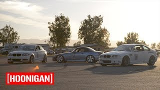 [HOONIGAN] Field Trip 011: Attacking Time at Super Lap Battle with the Grip Brigade! width=
