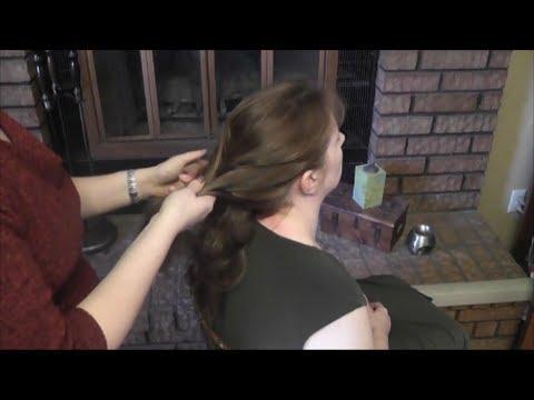 Hair Play Head Massage