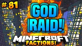 "getlinkyoutube.com-Minecraft FACTIONS VERSUS ""48 IRON GOLEM SPAWNER GOD RAID!!"" #81 w/ PrestonPlayz"