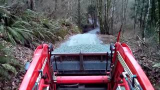 Working on the South Langley Regional Trail