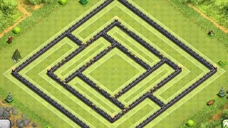 getlinkyoutube.com-Th9 Pushing Base Perfect for CHAMPIONS League