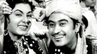 Is Duniya Mein Sab Chor Chor - Lata Mangeshkar - BHAI BHAI - Kishore Kumar, Nimmi width=