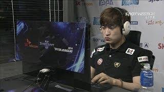 getlinkyoutube.com-[프로리그2014] 신동원(CJ) vs 이영호(KT) 3세트 회전목마 -EsportsTV, 프로리그2014