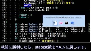 getlinkyoutube.com-【ゆっくり解説】30分でRPGのプログラミングを解説しようとした