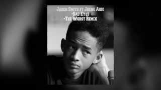 getlinkyoutube.com-Jaden Smith Ft Jhene Aiko - The Worst (Lyrics)