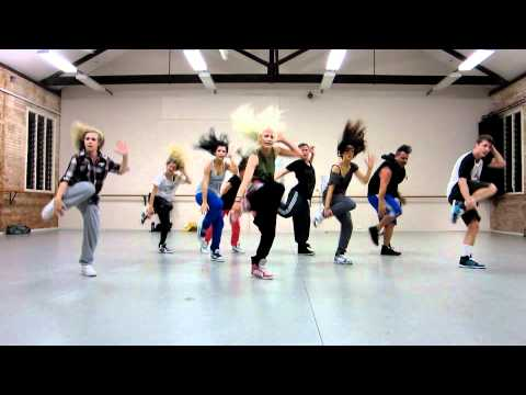'moves like jagger' choreography by Jasmine Meakin (Mega Jam)