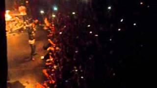 X-Man en concert au bataclan (extrait)
