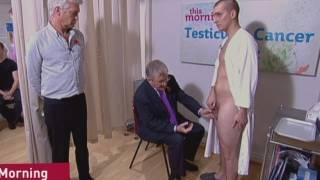 getlinkyoutube.com-TV NEWS: Testicle exam on This Morning