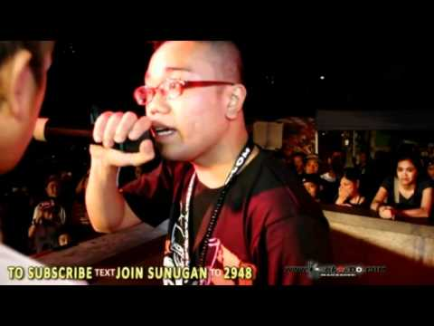 UNFINISHED BUSINESS - HARLEM vs APEKZ **OFFICIAL VIDEO** SUNUGAN