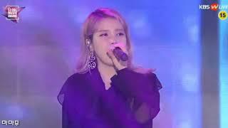 180125 MAMAMOO - Paint Me + Yes I Am @The 27th Seoul Music Awards