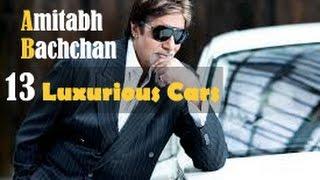 getlinkyoutube.com-Amitabh Bachchan 13 Luxurious Cars Collection (worth above 20 crores)