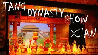 getlinkyoutube.com-TANG DYNASTY SHOW XI'AN