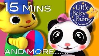 getlinkyoutube.com-Sharing Song | Plus Lots More Nursery Rhymes | Original Song by LittleBabyBum!