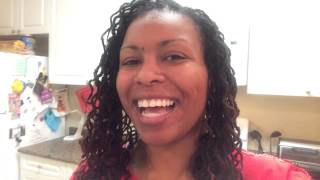 How to do an ACV rinse and hot oil treatment on Locs - Part I