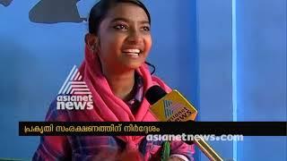 Pinarayi Vijayan interact with students in Kozhikkode