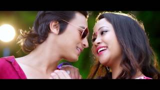 getlinkyoutube.com-Hami Sanga Sangai Hinda - Melina Rai | Ft. Paul Shah | New Nepali Song 2016