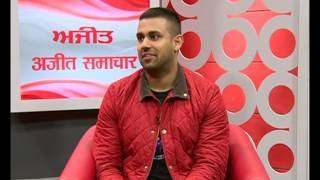 Special Interview : Famous Punjabi Singer Jaz Dhami