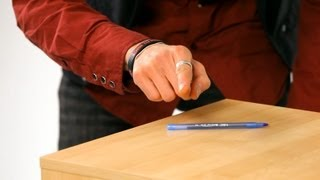 getlinkyoutube.com-How to Move a Pen with Your Mind | Magic Tricks