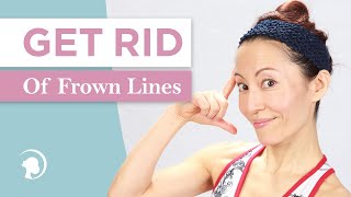 getlinkyoutube.com-3 Simple Tricks To Get Rid Of Frown Lines http://faceyogamethod.com/ - Face Yoga Method